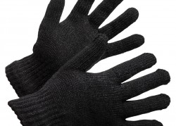 Acrylic Thermal Knitted Glove