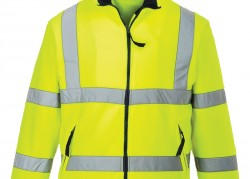 Hi-visibility Fleece Jacket