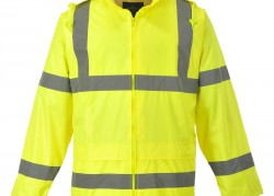 Hi-visibility Rain Jacket