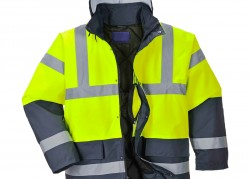 Hi-Visibility Two-tone Traffic Jacket