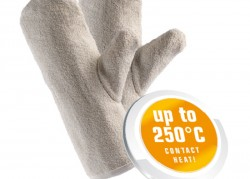 HBS-Cotton Terry Fabric Mitts