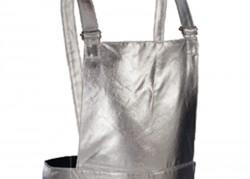 Heat Protection Bib & Brace - Aluminised Fabric
