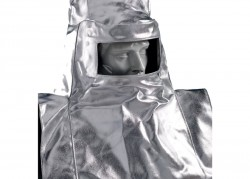 Protective Hood for Head and Chest