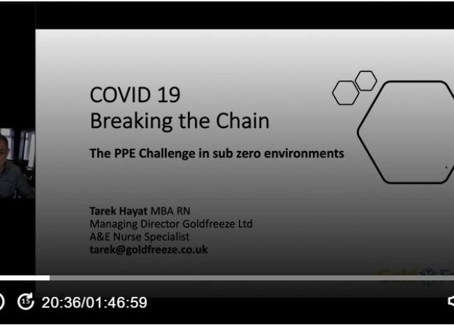 LEarning BLogs - COVID-19 Breaking the Chain