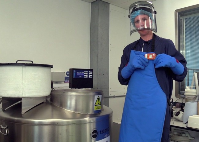 LEarning BLogs - Cryogenic Safety